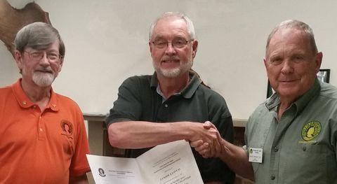 Lloyd Receives Tobin Award