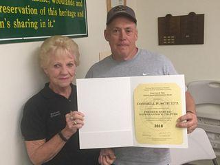 2018 Judge John Tobin Awardee Darrell Schultz