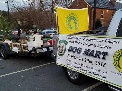 Our Dog mart Banner