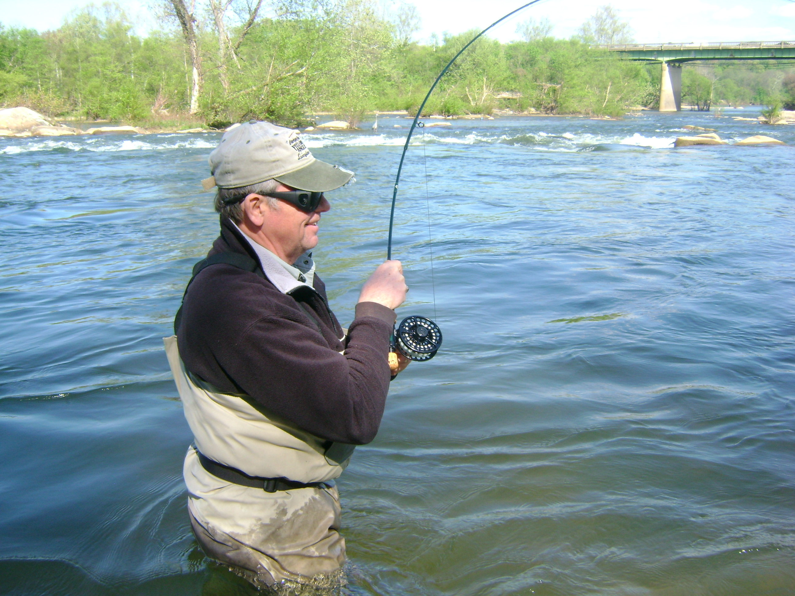 Iwla fredericksburg rappahannock chapter for Upcountry fly fishing