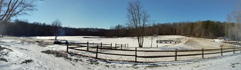 Panorama Photo Of Walton Pond
